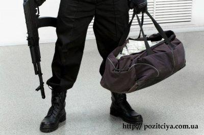Произошел вооруженный налет наотделении «Укрпочты» вКиеве